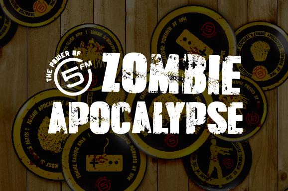 5FM Zombie Apocolypse