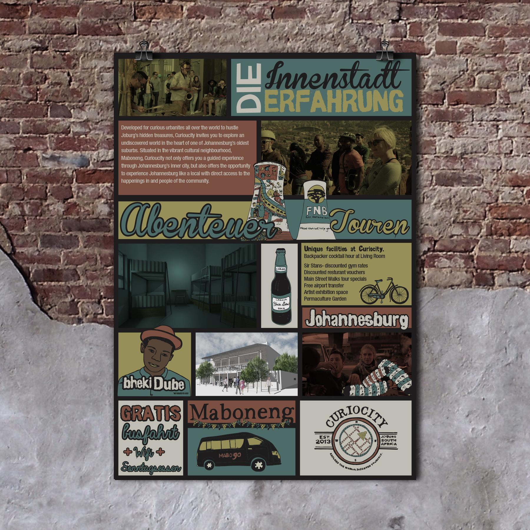 curiocity-poster-german