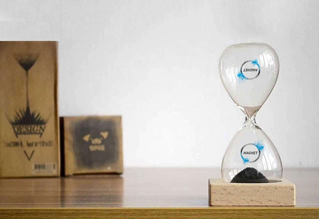 magnet-hourglass