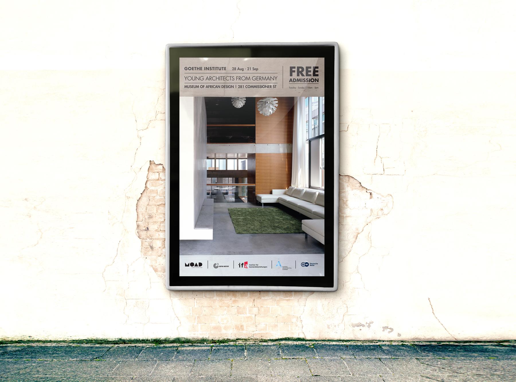 Goetha—Architechts-Poster