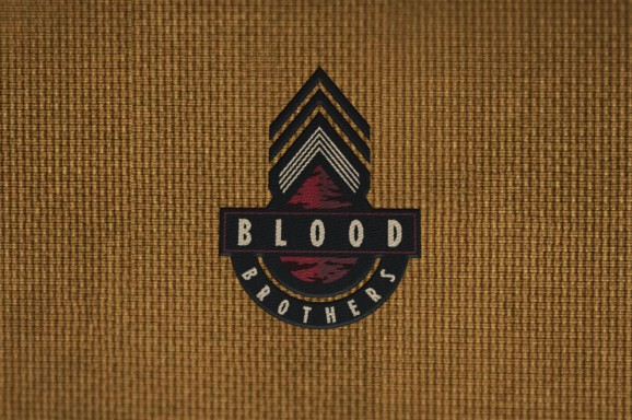 BLOOD BROTHERS – BRANDING